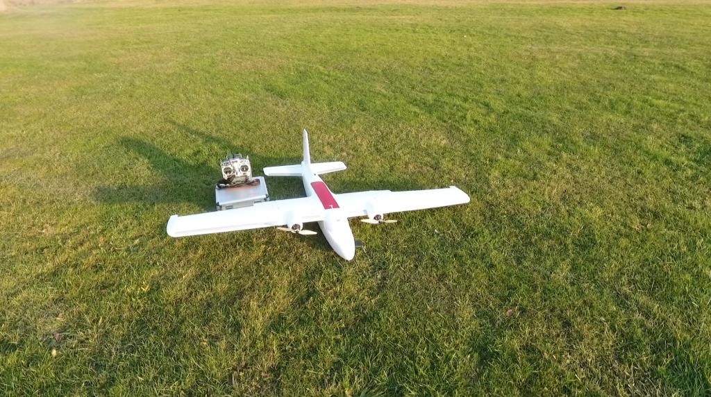 drony geodezyjne