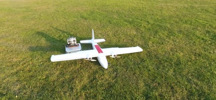 Jaki dron do fotogrametrii?