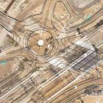 Mapa do celów projektowych z drona