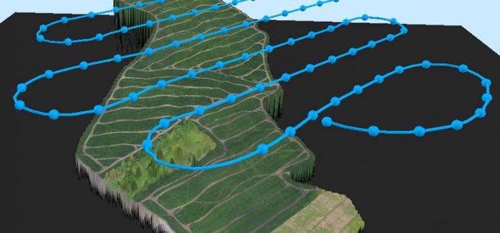Wykorzystanie dronów w geodezji