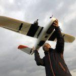 drony w geodezji
