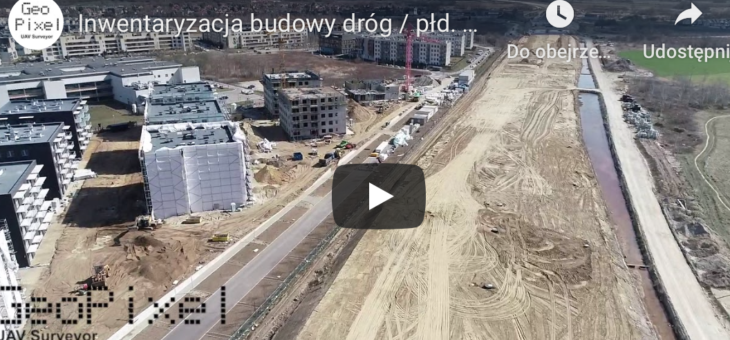 Budowa południowej obwodnicy Warszawy / VIDEO