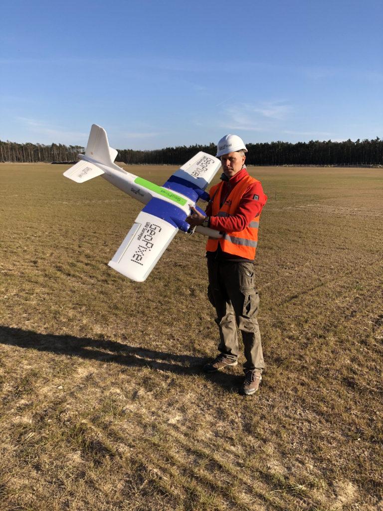 geodezja z drona