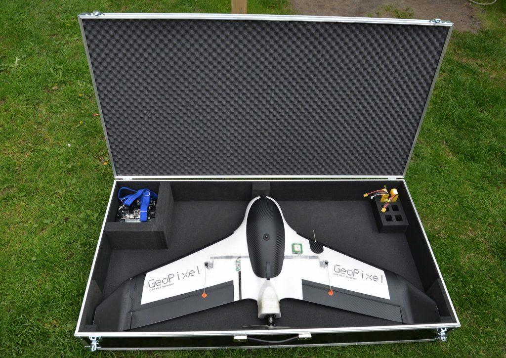 dron geodezyjny
