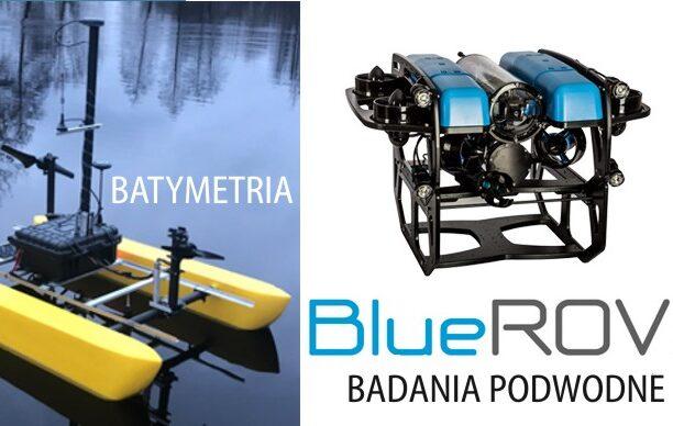 dron podwodny